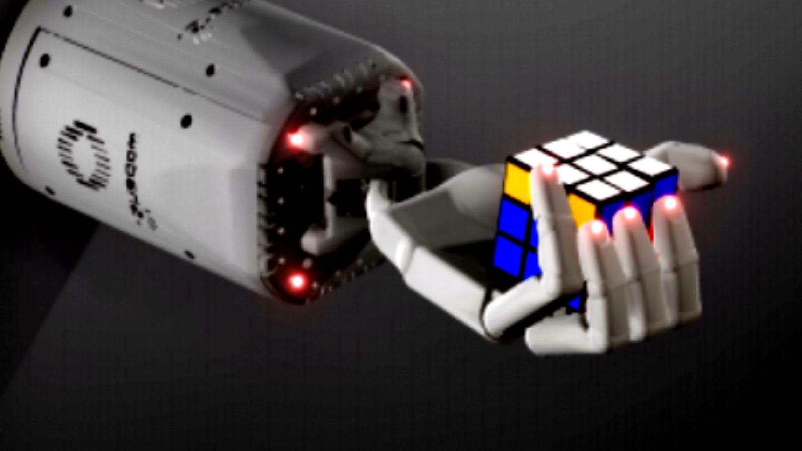 【OpenAI】ロボットハンドとAIでルービックキューブを解く理由(論文解説)